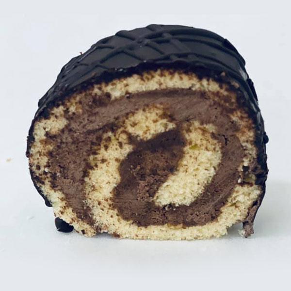 Čokoládová roláda 50g