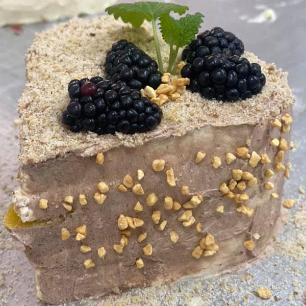 Mini tortička čokoládová